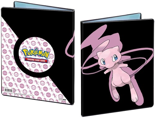 Pokemon 9-Pocket Portfolio - Mew