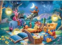 Disney Winnie de Poeh Puzzel
