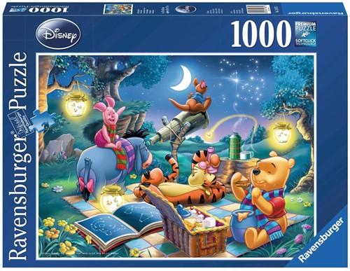 Disney Winnie de Poeh Puzzel (1000 stukjes)