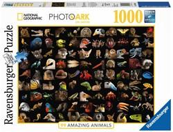 99 Prachtige Dieren Puzzel (1000 stukjes)