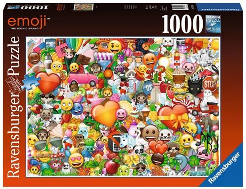 Emoji 2 Puzzel (1000 stukjes)
