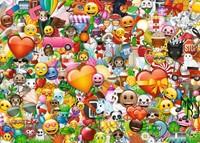 Emoji 2 Puzzel (1000 stukjes)-2