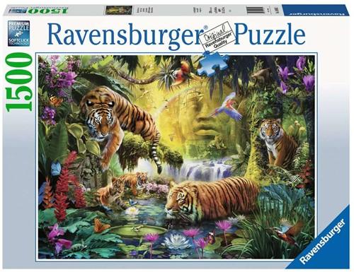 Idylle bij de Waterplaats Puzzel (1500 stukjes)