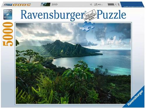 Adembenemend Hawaï Puzzel (5000 stukjes)