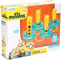 Minions Opblaasbaar Ringwerpspel