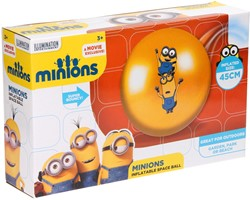 Minions Opblaasbare Space Ball