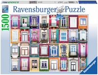 Ramen in Porto Puzzel (1500 stukjes)-1