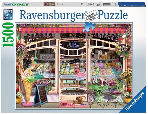 IJssalon Puzzel (1500 stukjes)