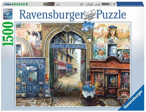 Passage to Paris Puzzel (1500 stukjes)