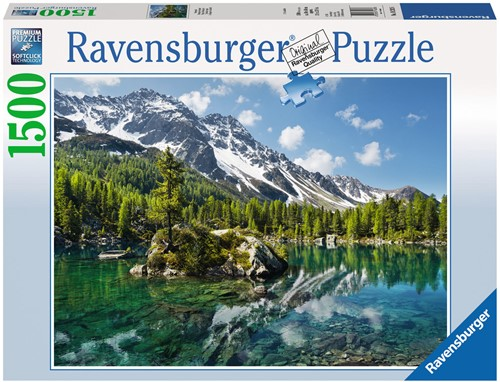 Bergmagie Puzzel (1500 stukjes) (Doos beschadigd)