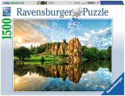 Het Teutoburgerwoud Puzzel (1500 stukjes)