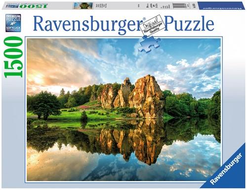 Het Teutoburgerwoud Puzzel (1500 stukjes)-1