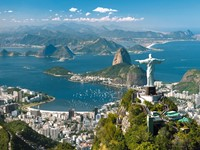 View of Rio Puzzel (1500 stukjes)-2