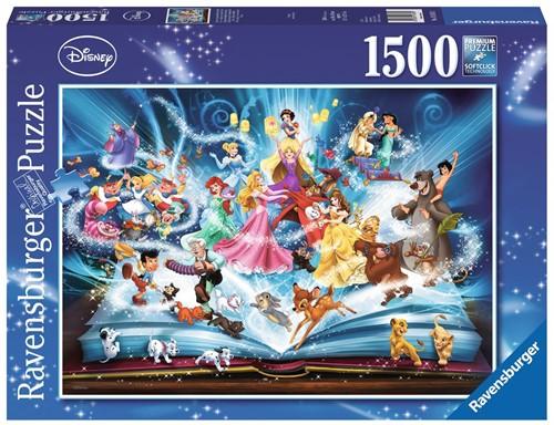 Disney's Magische Sprookjesboek Puzzel (1500 stukjes)