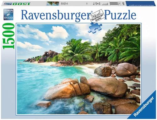 Beach Bay Puzzel (1500 stukjes)-1