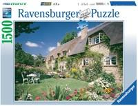 Cottage at Bredon Hill Puzzel (1500 stukjes)