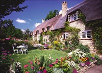 Cottage at Bredon Hill Puzzel (1500 stukjes)-2