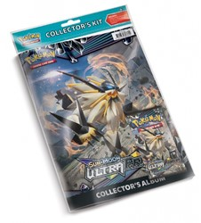 Pokemon Sun & Moon Ultra Prism - Collectors Kit