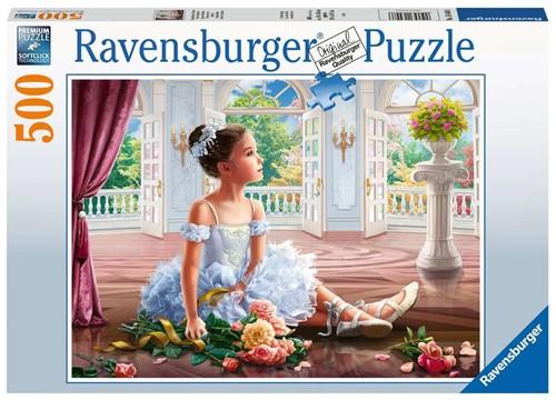 Droom van een Ballerina Puzzel (500 stukjes)