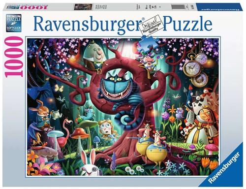 Iedereen is Gek Puzzel (1000 stukjes)