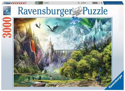 Reign of Dragons Puzzel (3000 stukjes)