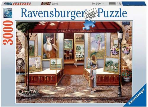 Kunstgalerie Puzzel (3000 stukjes)