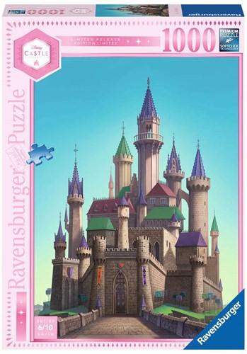 Aurora's Castle Puzzel (1000 stukjes)