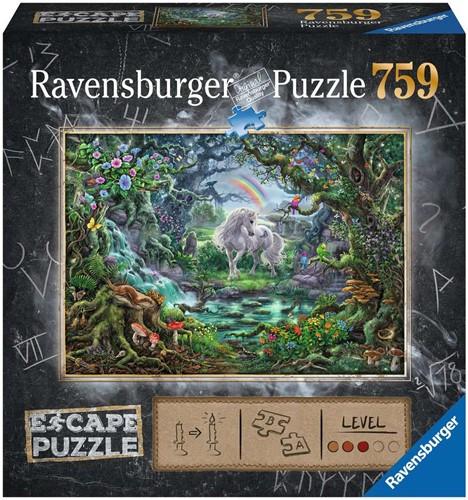 Escape 9 Unicorn Puzzel (759 stukjes)