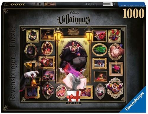 Villainous - Ratigan Puzzel (1000 stukjes)