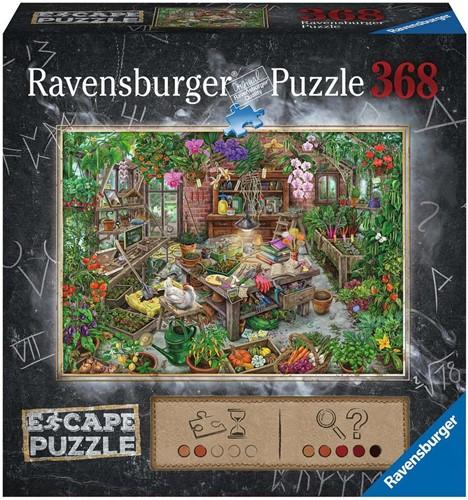 Escape - The Green House Puzzel (368 stukjes)
