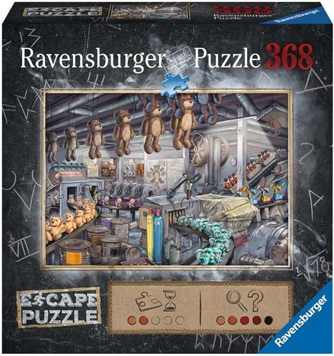 Escape - Toy Factory Puzzel (368 stukjes)
