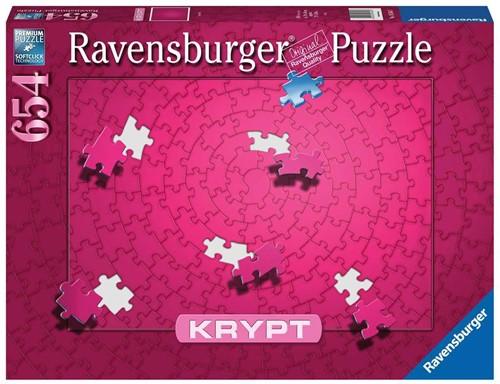 Krypt Pink Puzzel (1000 stukjes)