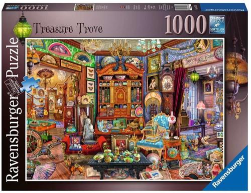 Schatkamer Puzzel (1000 stukjes)