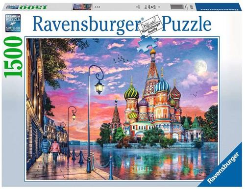 Moskou Puzzel (1500 stukjes)