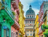 Kleurrijk Cuba Puzzel (2000 stukjes)-2