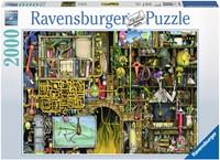 The Loopy Laboratory Puzzel (2000 stukjes)-1