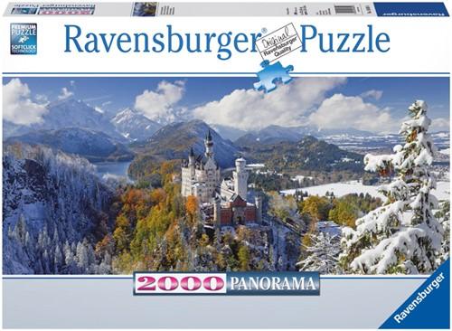 Slot Neuschwanstein Puzzel