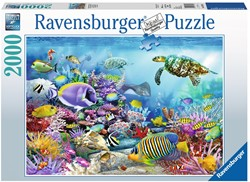 Coral Reef Majesty Puzzel (2000 stukjes)