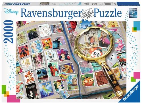 Mijn Mooiste Disney Postzegels Puzzel (2000 stukjes)