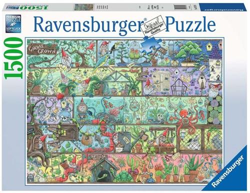 Allemaal Kabouters Puzzel (1500 stukjes)