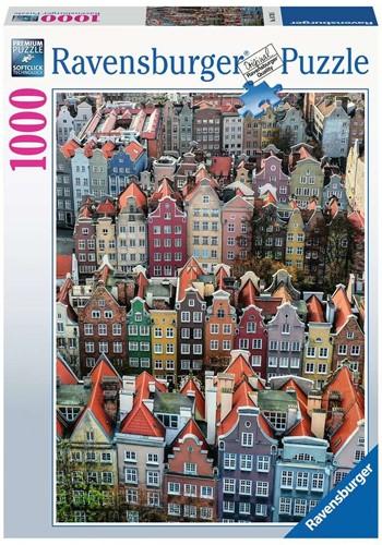 Gdansk, Polen Puzzel (1000 stukjes)