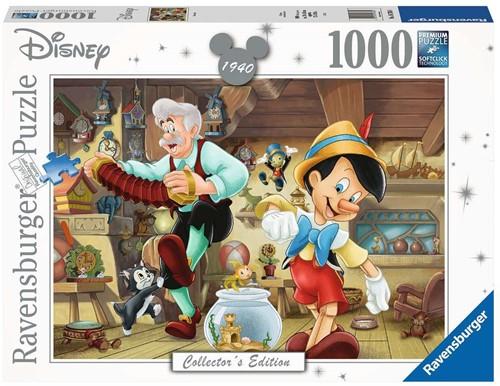 Disney - Pinocchio Puzzel (1000 stukjes)