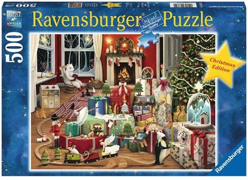 Kerstavond Puzzel (500 stukjes)