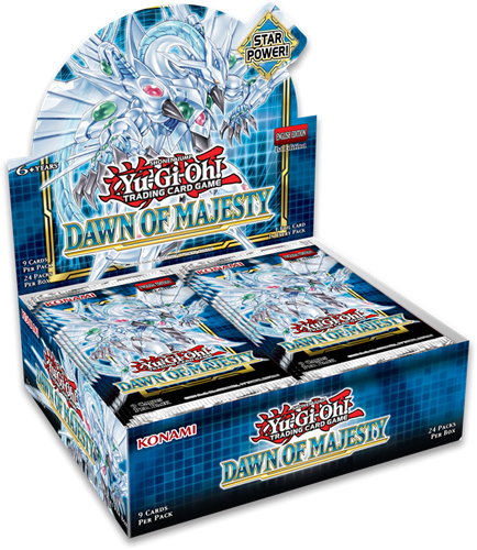 Yu-Gi-Oh! - Dawn of Majesty Boosterbox