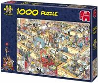 Jan van Haasteren - Het Kantoor Puzzel (1000 stukjes)-1