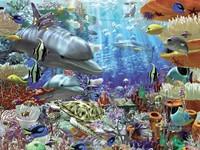 Leven onder Water Puzzel-2