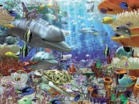 Leven onder Water Puzzel