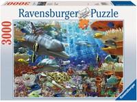 Leven onder Water Puzzel-1