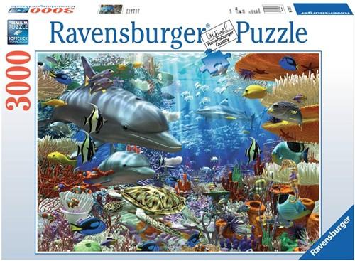 Leven onder Water Puzzel (3000 stukjes)