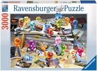 Gelini Op Reis Puzzel (3000 stukjes)